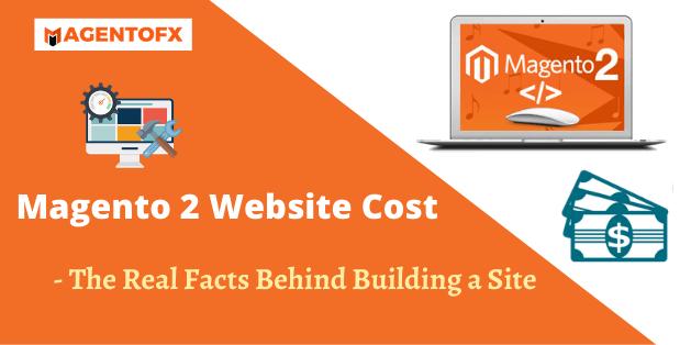 Magento 2 Website Cost