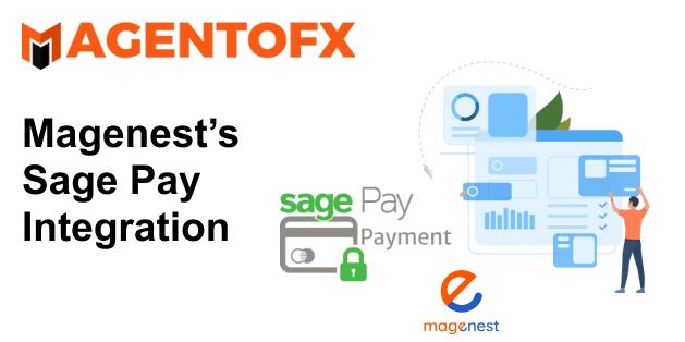 Magenest's Sage Pay Integration