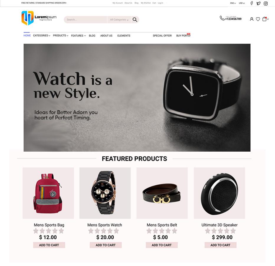UI design- website design trends
