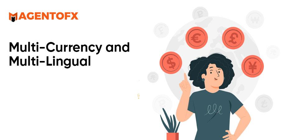 multi currency & multi lingual
