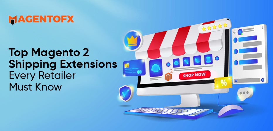 Magento 2 shipping extensions